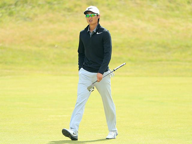 李昊桐书写高尔夫运动