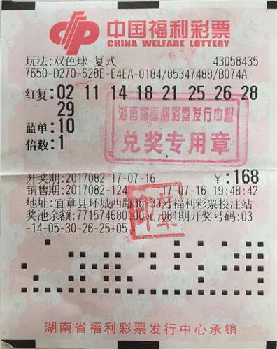 湖南13人合买团揽双色球676万:选蓝球有特别方式