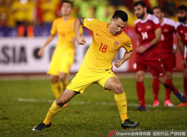 中国队不被看好-2018世界杯夺冠赔率国足倒数第一世预赛 世界杯不可