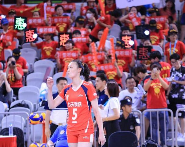 xiao77xiao77惠若琪荣膺热身赛MVP 教练:张常宁仅恢复到8成