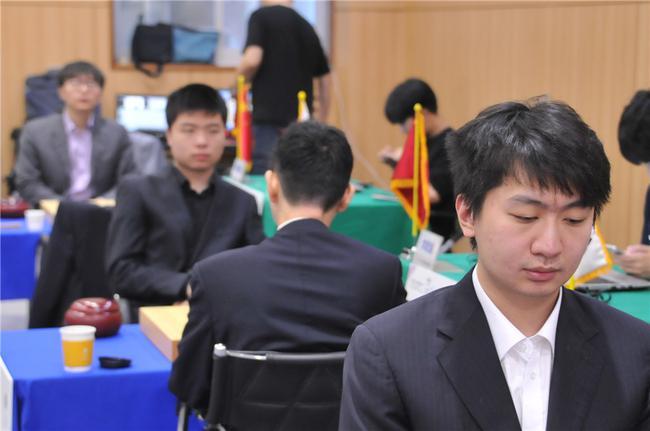 国手山脉杯决赛中国重夺团体冠军