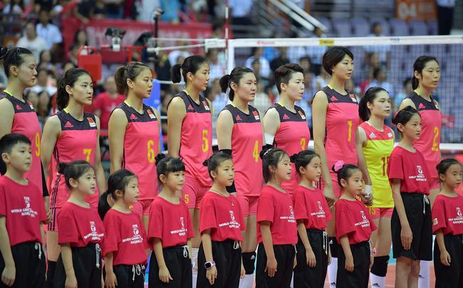 中国女排一周四赛暴露问题 新奥运周期任重道远