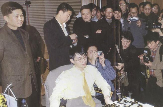 回眸中国围棋:2002年 功亏一篑的那些少年们