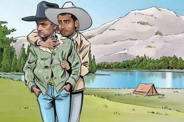 瓜迪奥拉和穆里尼奥第二个赛季的对决开始了