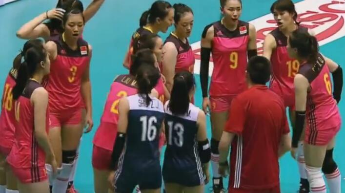 女排亚锦赛中国0