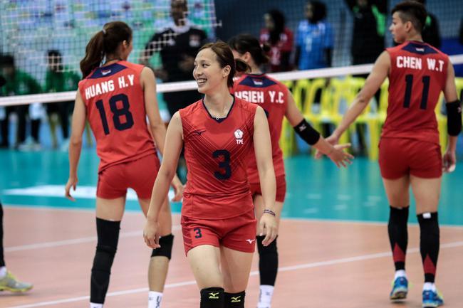 中国台北女排