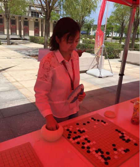 职业棋手指导棋拉近了职业和业余棋手的距离