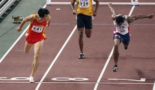 2007年世锦赛刘翔的九道奇迹