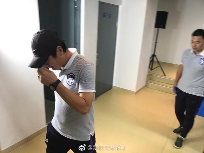 泰达主帅李林生发布会宣布辞职 带队11场仅1胜