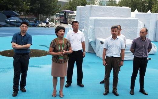 天津体育局局长看望鼓励泰达将士:竭尽全力保级