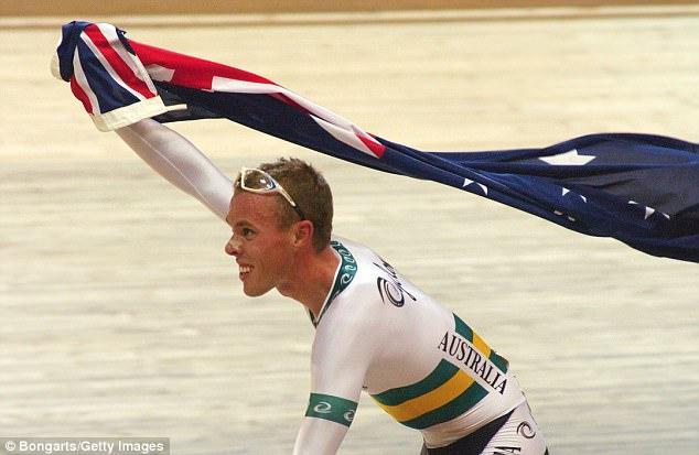 澳大利亚自行车奥运冠军去世 年仅39岁