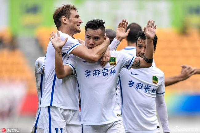 闵俊麟新赛季确定回归富力 贵州曾开不菲转会费
