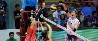 亚锦赛女排0-3负韩国获第四