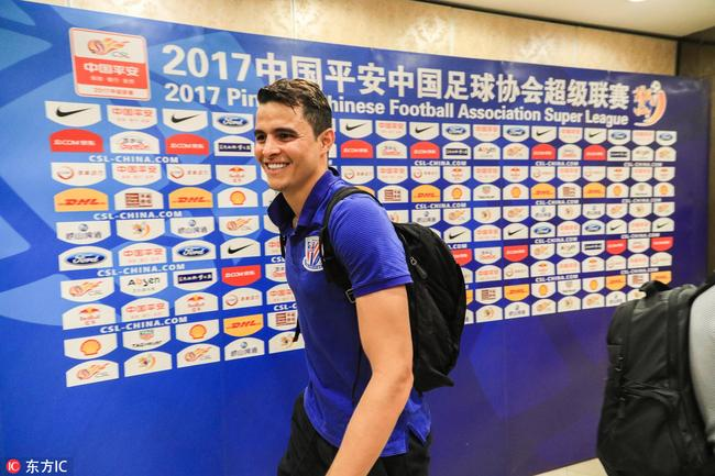 上海申花VS广州恒大比赛前瞻 莫雷诺高拉特大腿PK