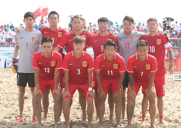 中国队遭遇连败