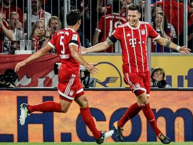 进球视频-德甲新赛季首球!聚勒头球为拜仁先声夺人