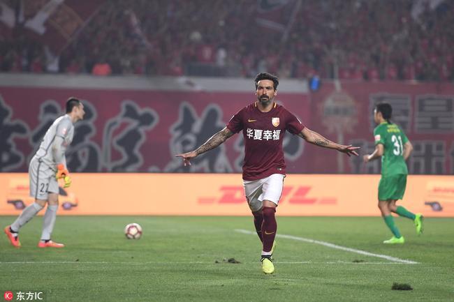 中超-拉维奇争议点球李行建功 华夏主场2-0国安