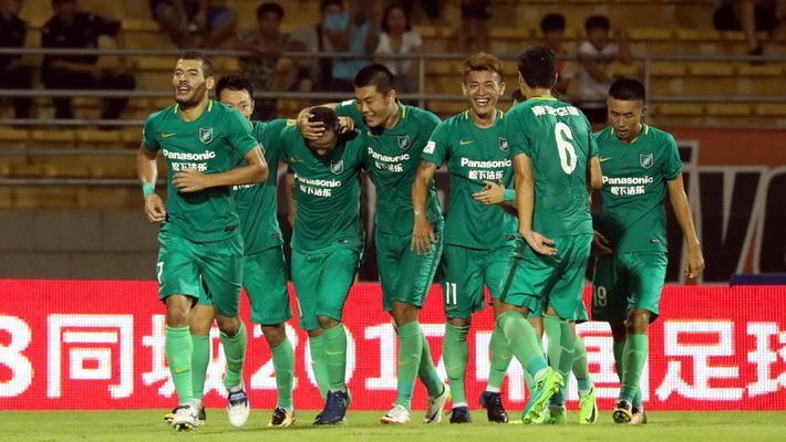 2017年中甲第22轮:梅州客家1-2上杭州绿城