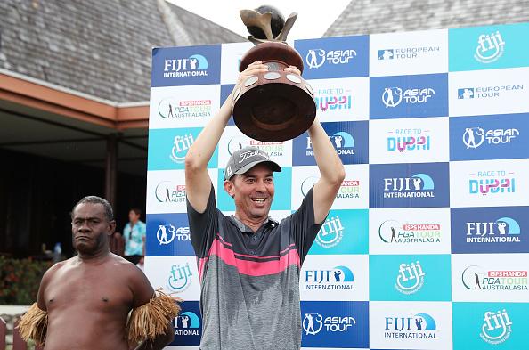 澳洲黑马大胜斐济国际赛 实现个人欧巡亚巡首冠