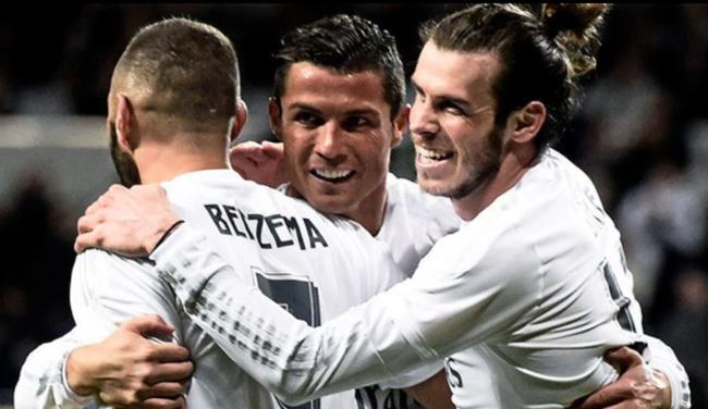 皇马新赛季前瞻:西甲卫冕+欧冠三连霸 帝国伟业