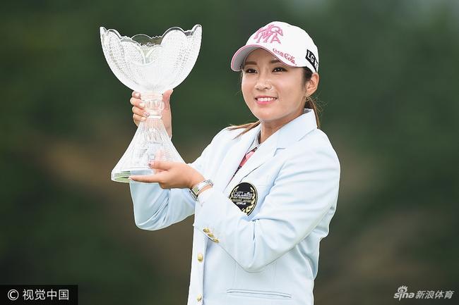 李宝美赢得CAT女子赛