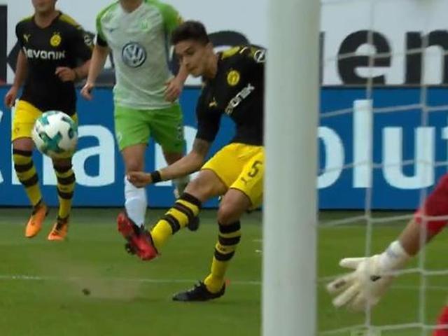 视频-德甲首轮五佳球 巴尔特拉弧线球技惊四座