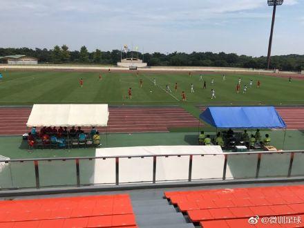 中日韩青少年运动会国青首战0-1 两天后将战日本