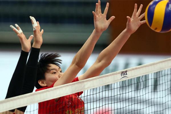 北京女排教练:天津底蕴深厚 淘汰赛就一个拼字