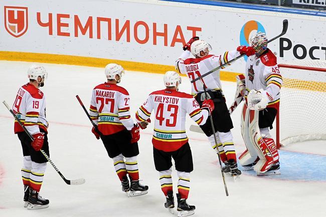 昆仑鸿星终场前3秒上演惊天绝杀 KHL终结连败颓势
