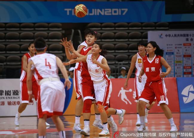 一场决赛四颗新星 他们代表中国女篮未来!