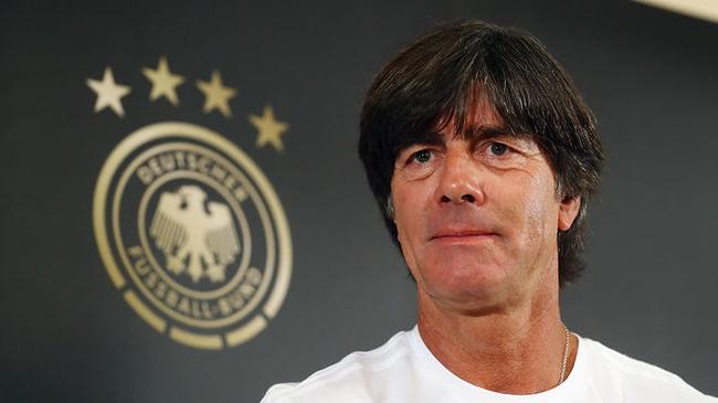 勒夫确认德国7人将首发战世预:穆勒克罗斯领衔