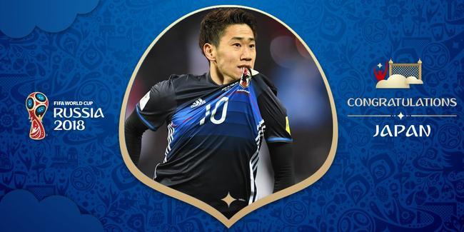 日本连续第6次进军世界杯