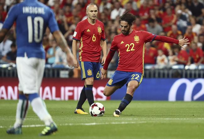 5场造5球!西班牙皇马新核登基 巴萨猎物被他戏耍