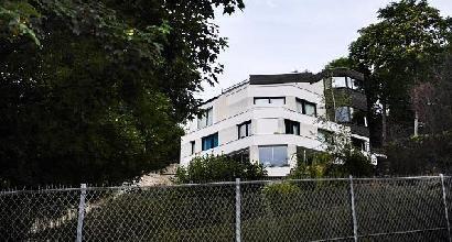 内马尔巴黎豪宅曝光!5层别墅_月租金超15万元