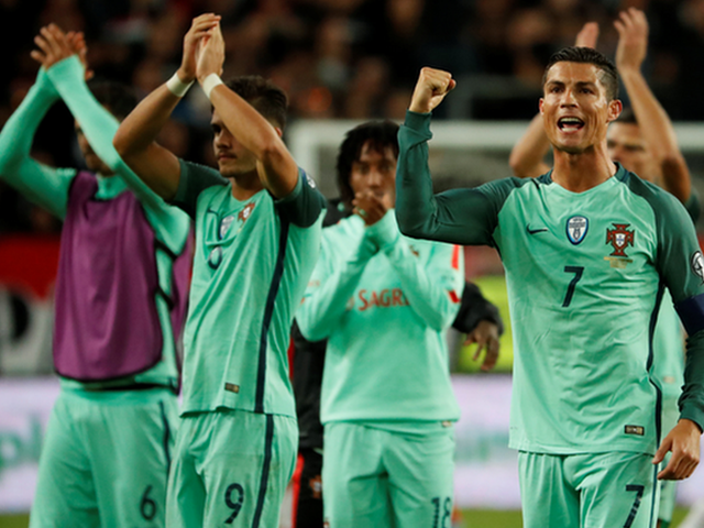 葡萄牙1-0客胜匈牙利