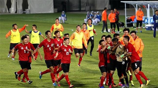 全运会-前国门扑点 西安2-0哈尔滨夺城市组冠军