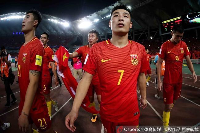 国足看清了亚洲足球水平