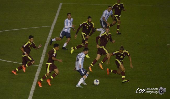 梅西真要无缘世界杯!阿根廷不给力 再多1v5也=0