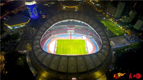 中国球场巡礼:上海八万人体育场 势不可挡的魔鬼主场