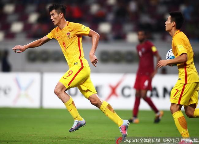 中国队赢球出局