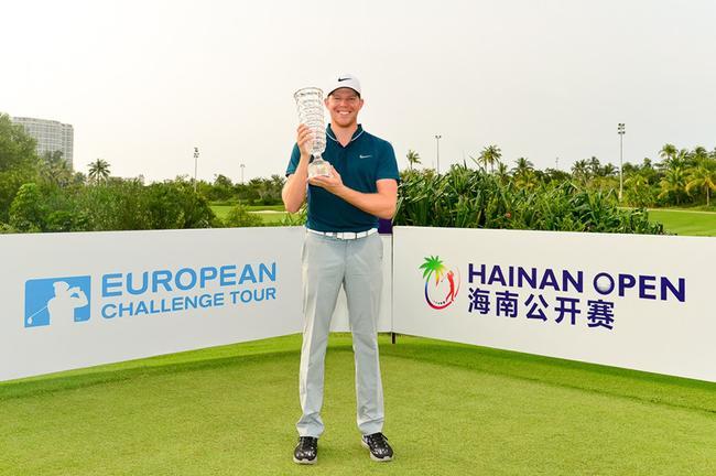 2016年海南公开赛冠军亚历山大-耐普