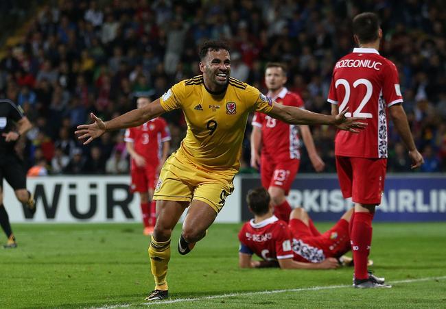 世预赛-贝尔哑火 阿森纳中场进球 威尔士2-0客胜