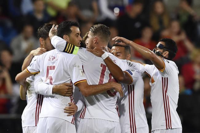 世杯热身 俄罗斯 3-3 西班牙_直播间_手机新浪网