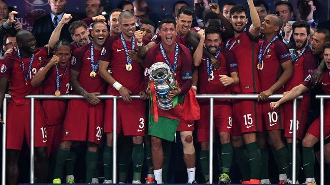 欧洲杯冠军之后……