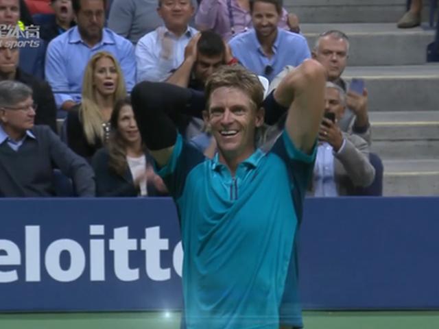 视频-美网男单安德森逆转布斯塔 首进大满贯决赛