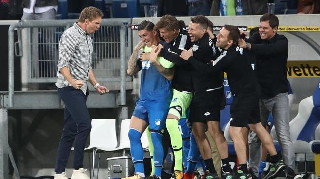 德甲超级少帅:能赢拜仁很高兴