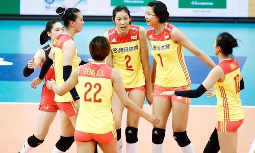 日本已不能给中国女排造威胁