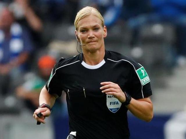 欧洲顶级联赛首现女裁判