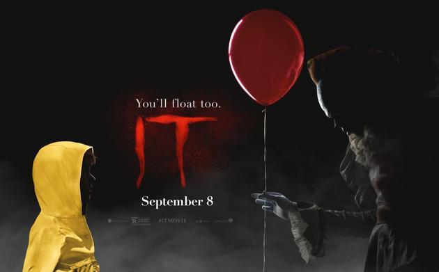 恐怖电影的海报
