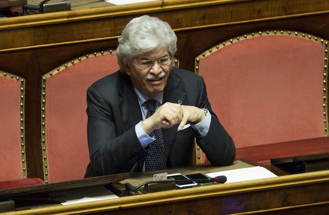 曝料的意大利参议员拉济与金正恩私交很好